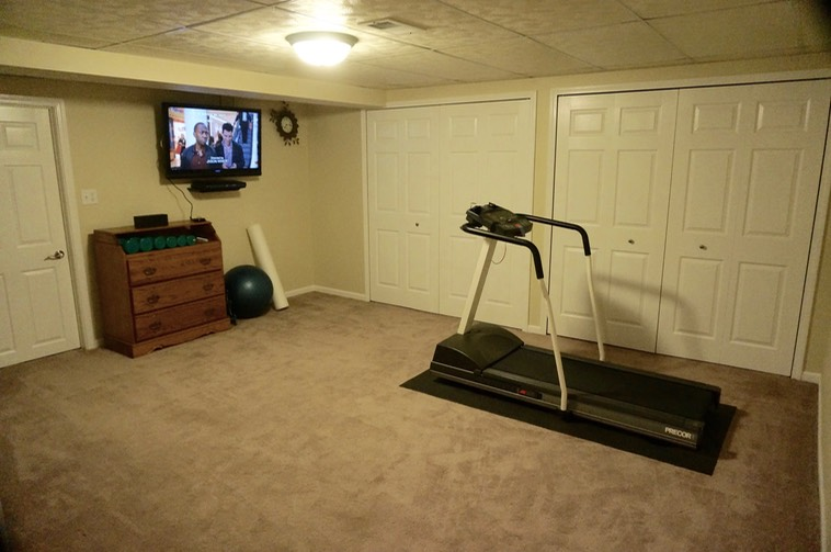 Basement fitness room 28w117 countryview drive graham j mcneill