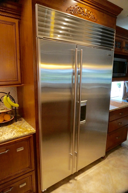 zero ideas counter refrigerator luxury drawers sub drawer of under freezer single